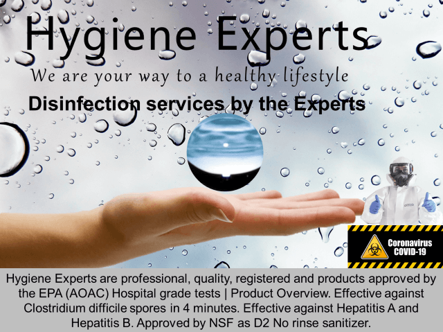 Disinfecting Pest Control Excellence